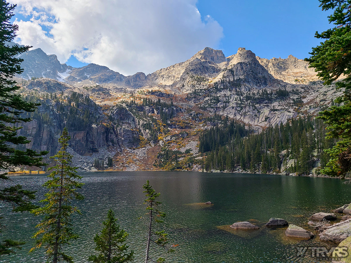 Crater Lake Basin - Pfiffner Traverse, Rocky Mountain National Park, Indian Peaks Wilderness, Arapaho, Colorado, Backpacking, Ultralight | TRVRS Outdoors