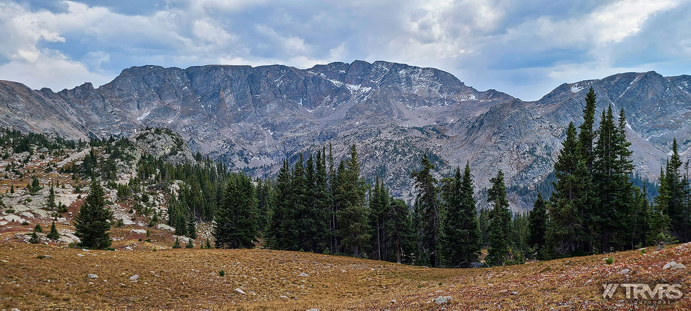 Upper East Inlet & Isolation Pass - Pfiffner Traverse, Rocky Mountain National Park, Indian Peaks Wilderness, Arapaho, Colorado, Backpacking, Ultralight | TRVRS Outdoors