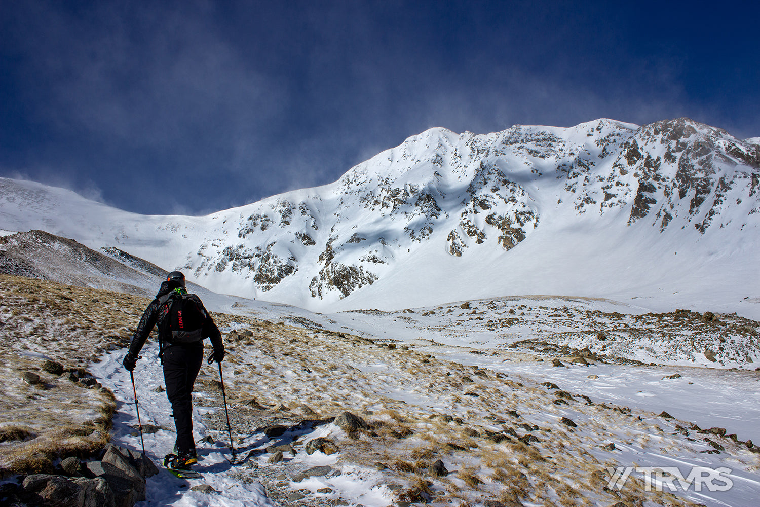 The Importance of Creating an Itinerary - Grays Peak Colorado Mountaineering | TRVRS Outdoors HIking Trail Running Backpacking