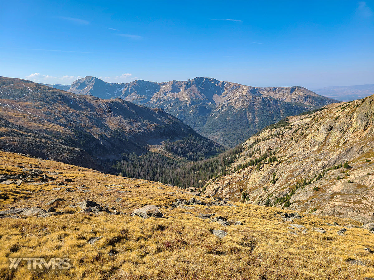 Hallet Creek, North Inlet - Pfiffner Traverse, Continental Divide, Rocky Mountain National Park | TRVRS Outdoors