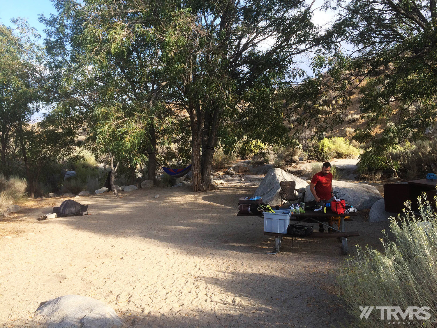 Lone Pine Campground - Site #26 | TRVRS APPARREL
