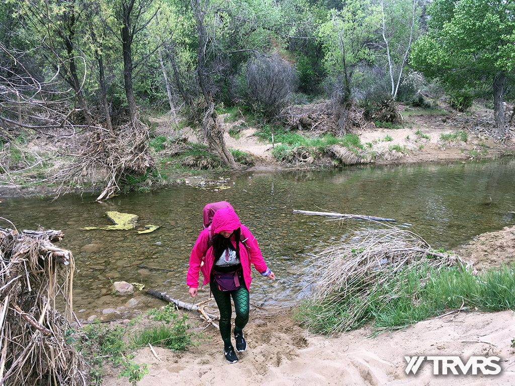 Sespe River Trail Los Padres National Forest - PIEDRA BLANCA TRIAL | TRVRS APPAREL