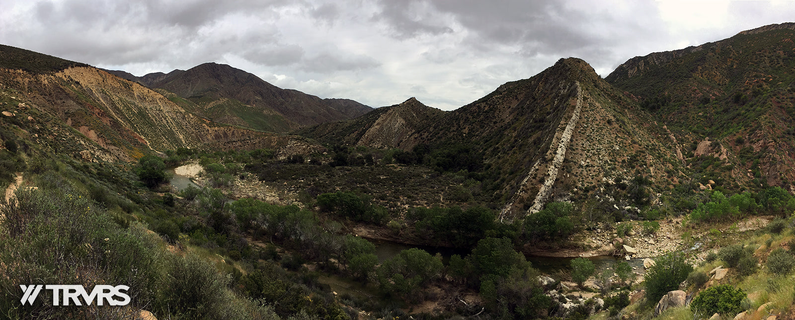Sespe River Trail Los Padres National Forest | TRVRS APPAREL