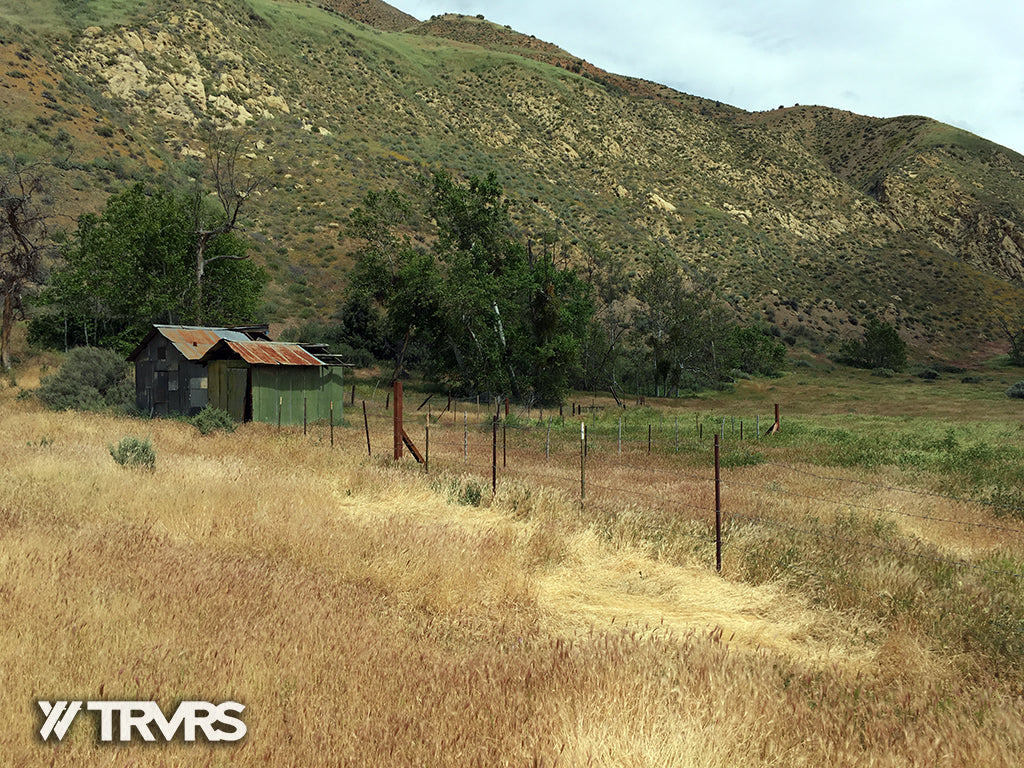 Sespe River Trail Los Padres National Forest - Willet Campground Ruins | TRVRS APPAREL