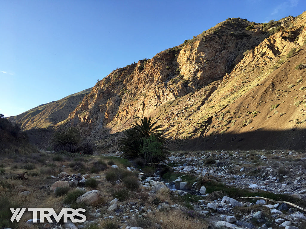 Sespe Hot Spring Canyon - Los Padres National Forest | TRVRS APPAREL