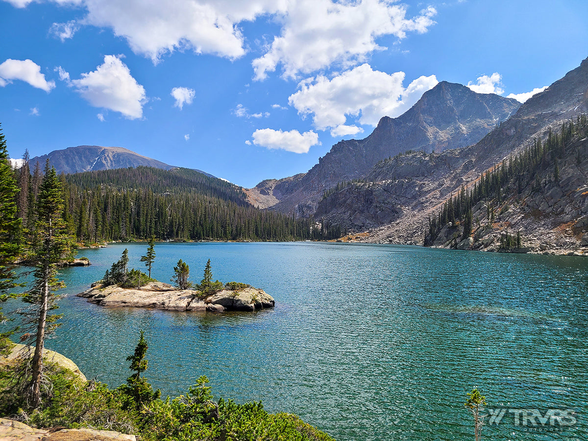 Lake Nanita - Pfiffner Traverse, Rocky Mountain National Park, Indian Peaks Wilderness, Arapaho, Colorado, Backpacking, Ultralight | TRVRS Outdoors