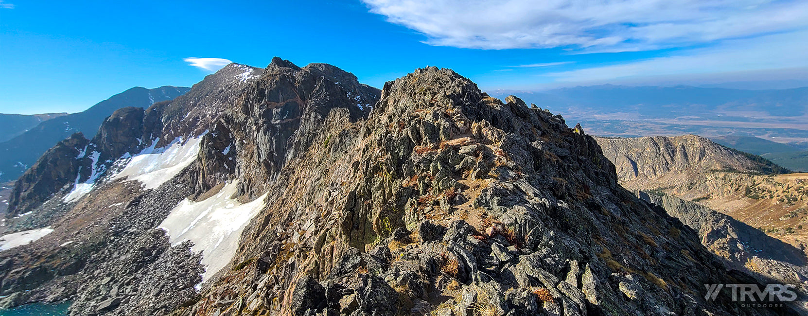 Mount Neva, North Ridge - Pfiffner Traverse, Indian Peaks Wilderness, Arapaho, Colorado, Backpacking, Ultralight | TRVRS Outdoors
