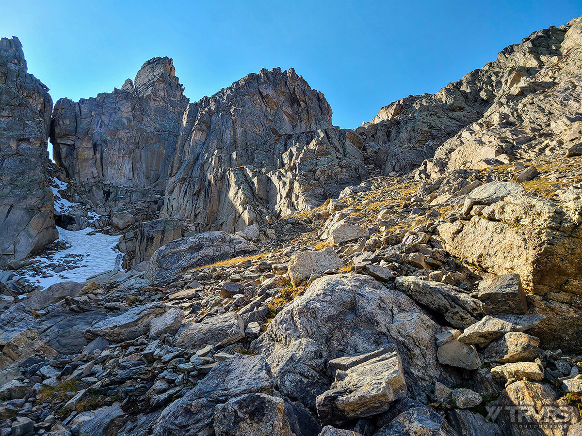 Paiute Pass - Pfiffner Traverse, Rocky Mountain National Park, Indian Peaks Wilderness, Arapaho, Colorado, Backpacking, Ultralight | TRVRS Outdoors