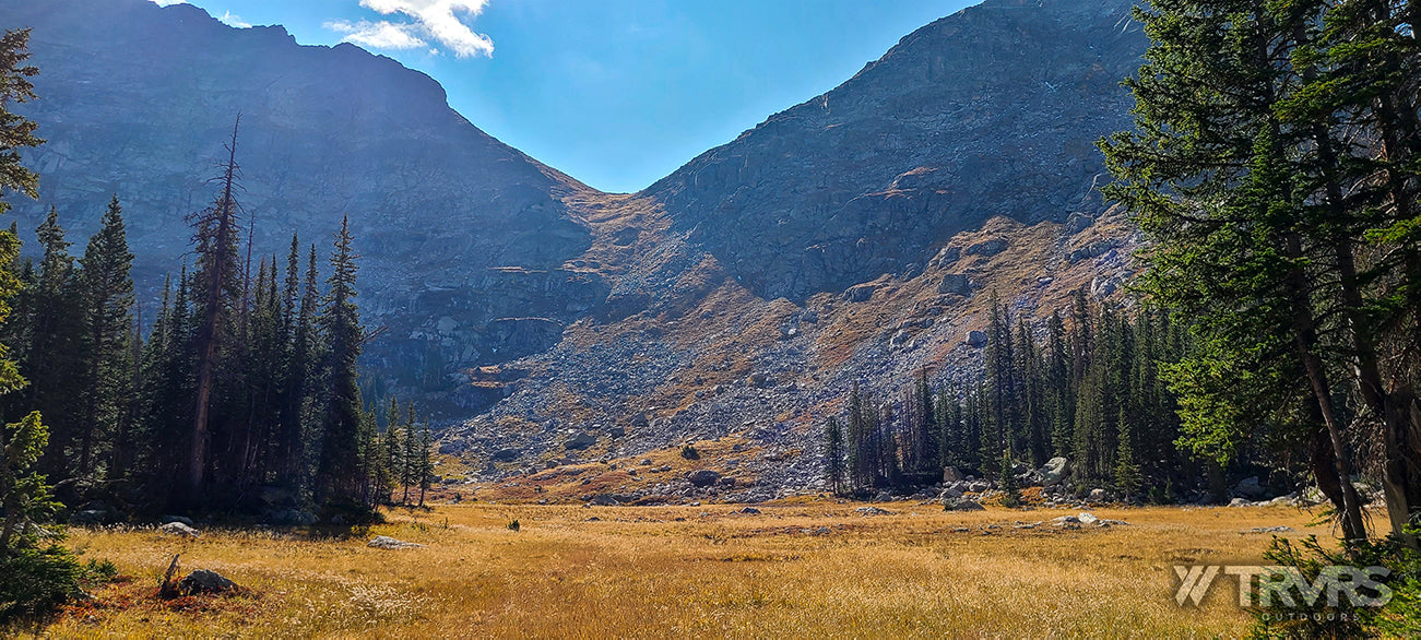 Approaching Paradise Pass - Pfiffner Traverse, Rocky Mountain National Park, Indian Peaks Wilderness, Arapaho, Colorado, Backpacking, Ultralight | TRVRS Outdoors