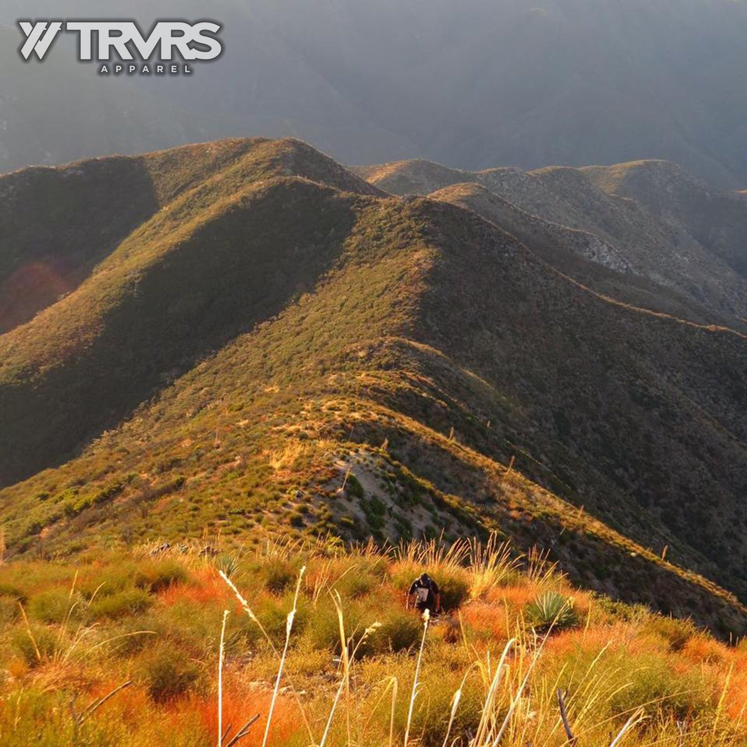 South Ridge of Rattlesnake Peak and adjacent Eastern Spur | TRVRS APPAREL