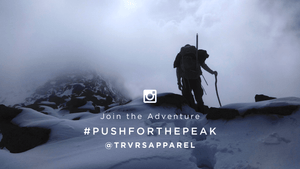 Follow our Official Instagram Page - Mount Russell, Sierra Nevada Mountains | TRVRS APPAREL