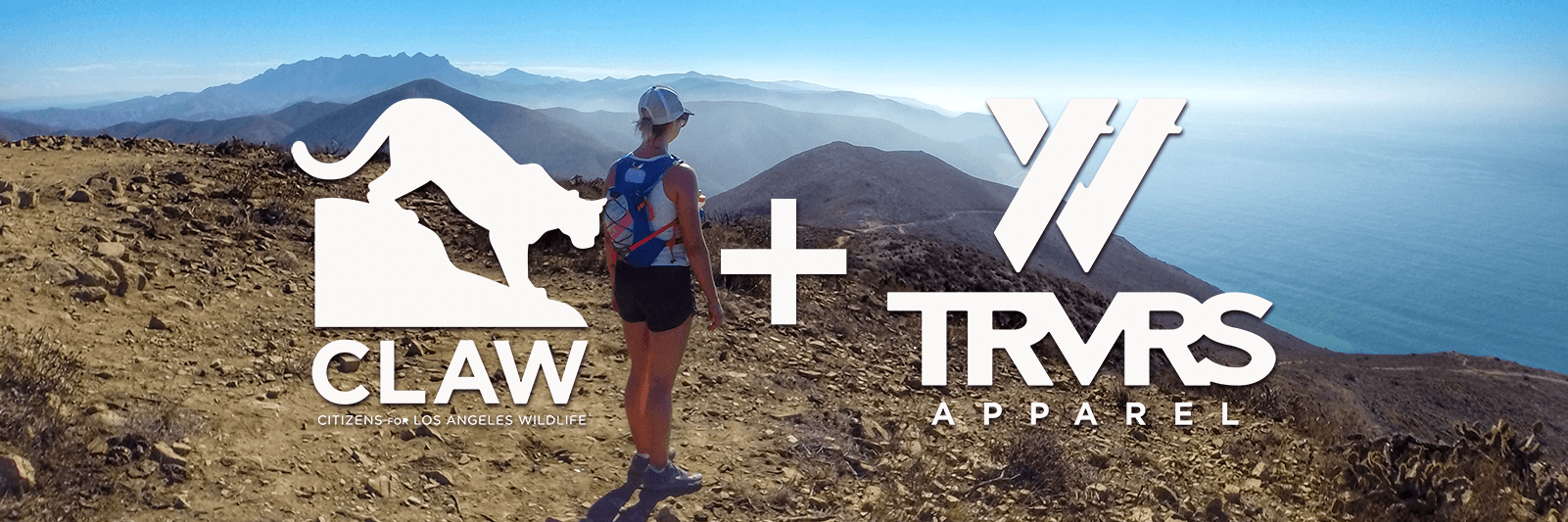 Santa Monica Mountains Ocean View Photo By Andrew Tyler | TRVRS APPAREL