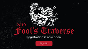 2019 Fool's Traverse - San Gabriel Mountain Range - Angeles National Forest | TRVRS APPAREL