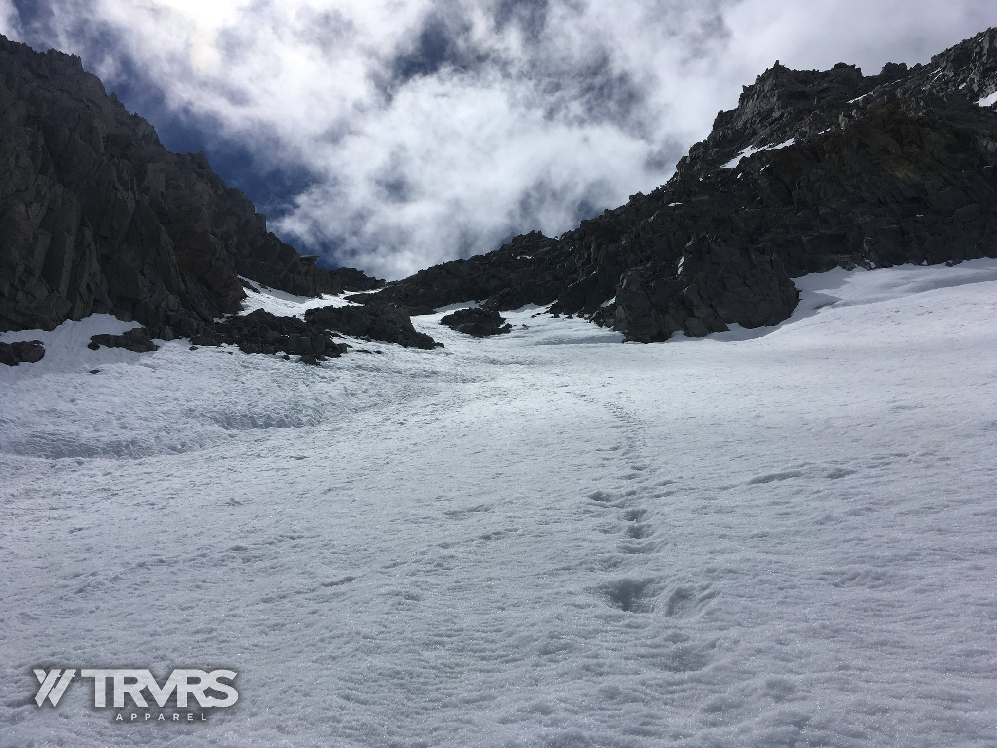 Glacier Notch Approach via Palisade Glacier - Mount Sill | TRVRS APPAREL