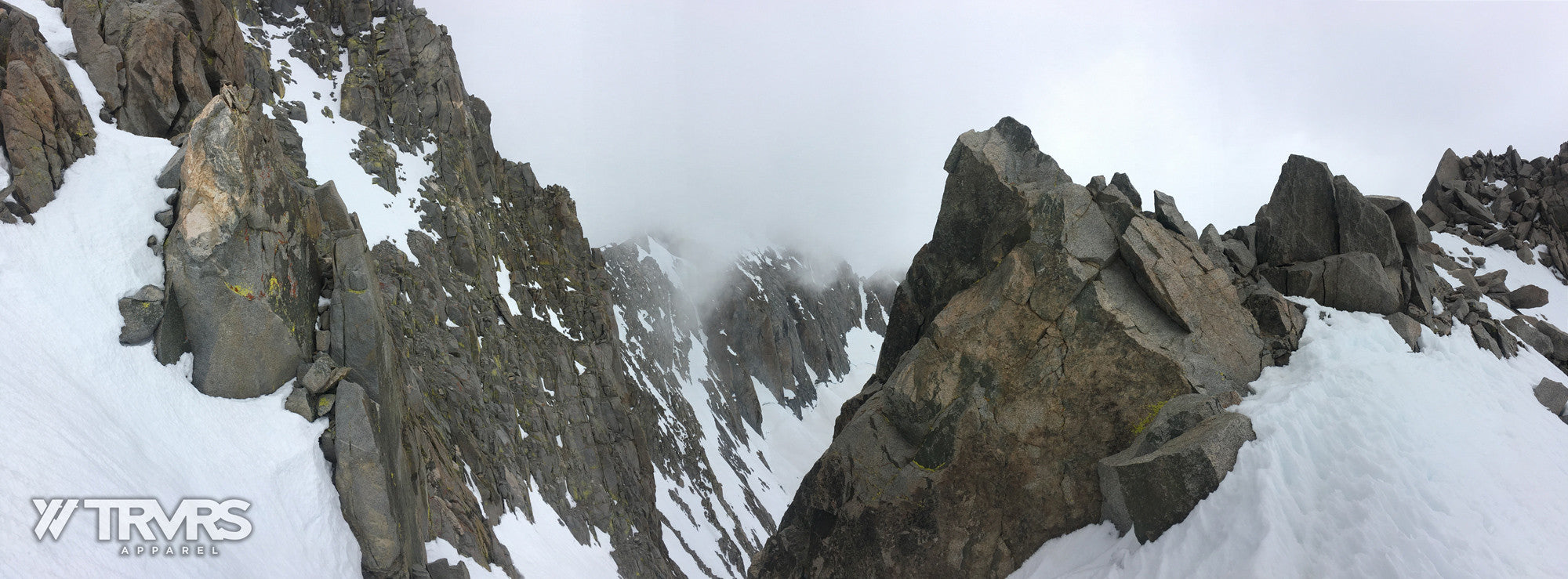 Mount Sill / Apex Peak Saddle - North Couloir | TRVRS APPAREL