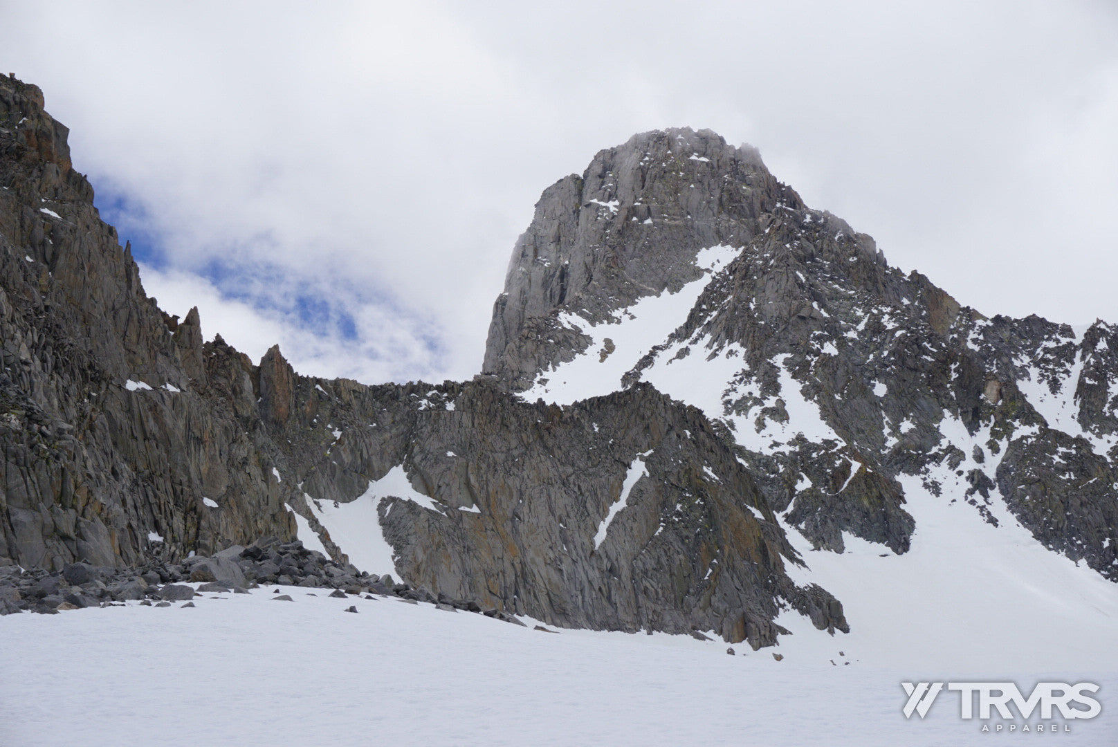 Glacier Notch & Mount Sill's North Couloir via the Palisade Glacier | TRVRS APPAREL