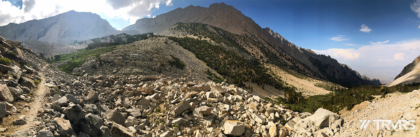 mount williamson west face shepherd pass inyo national forest john muir wilderness - The Pothole | TRVRS APPAREL