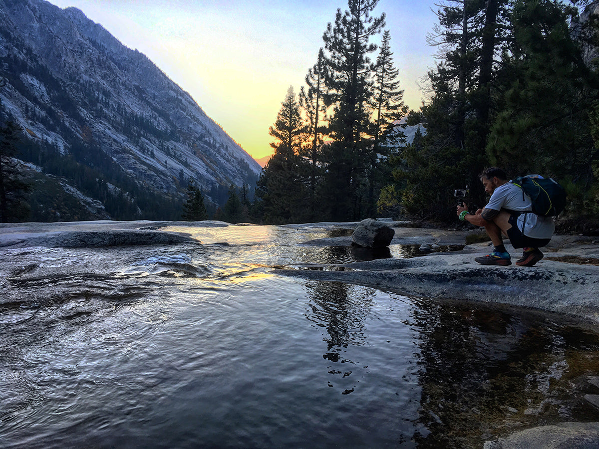 Sequoia & Kings Canyon - Rae lakes Loop | TRVRS APPAREL