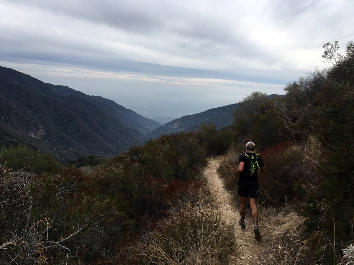 Zion Loop Trail Run Chantry Flat ANgeles National Forest San Gabriel Mountains | TRVRS APPAREL