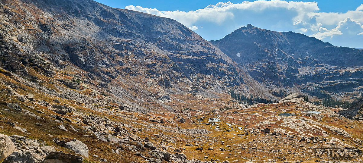 Route Selection Cooper Peak Pass via Hell Canyon - Pfiffner Traverse | TRVRS Outdoors