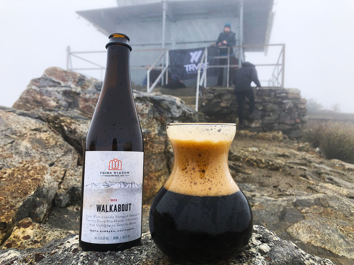Summit Beer! -Sea To Sky | TRVRS Outdoors Big Sur, Central California, Pacific Coast, Los Padres National Forest, Santa Lucia Mountains, Hiking, Trail Running, Mountaineering