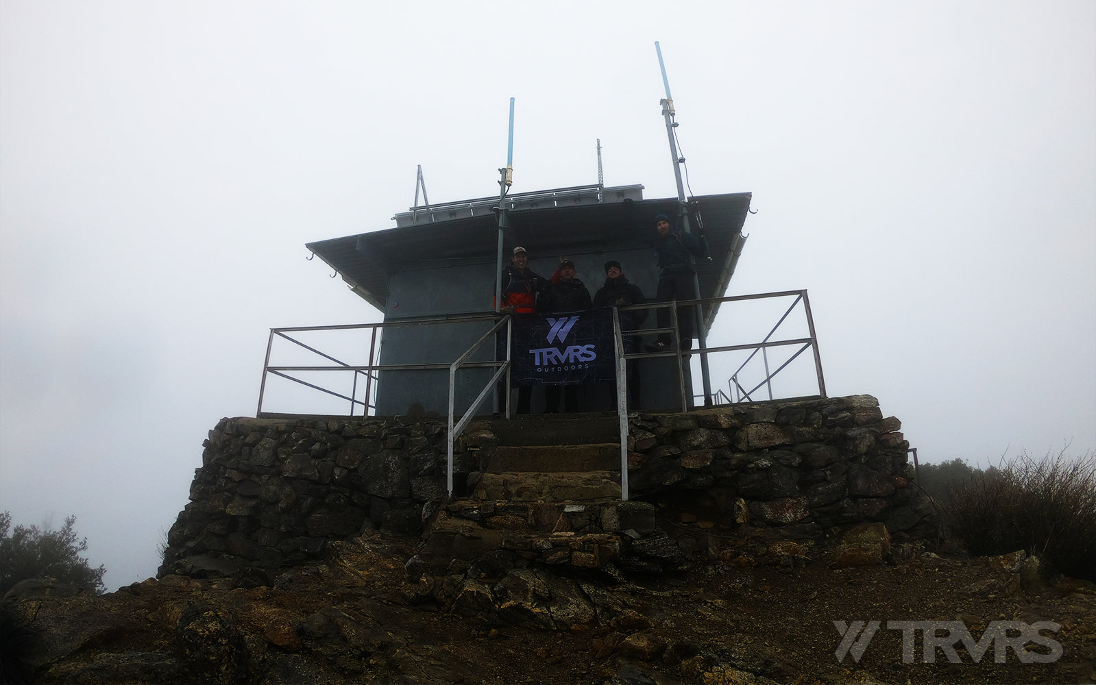 Fire Lookout, Top of Cone Peak -Sea To Sky | TRVRS Outdoors Big Sur, Central California, Pacific Coast, Los Padres National Forest, Santa Lucia Mountains, Hiking, Trail Running, Mountaineering