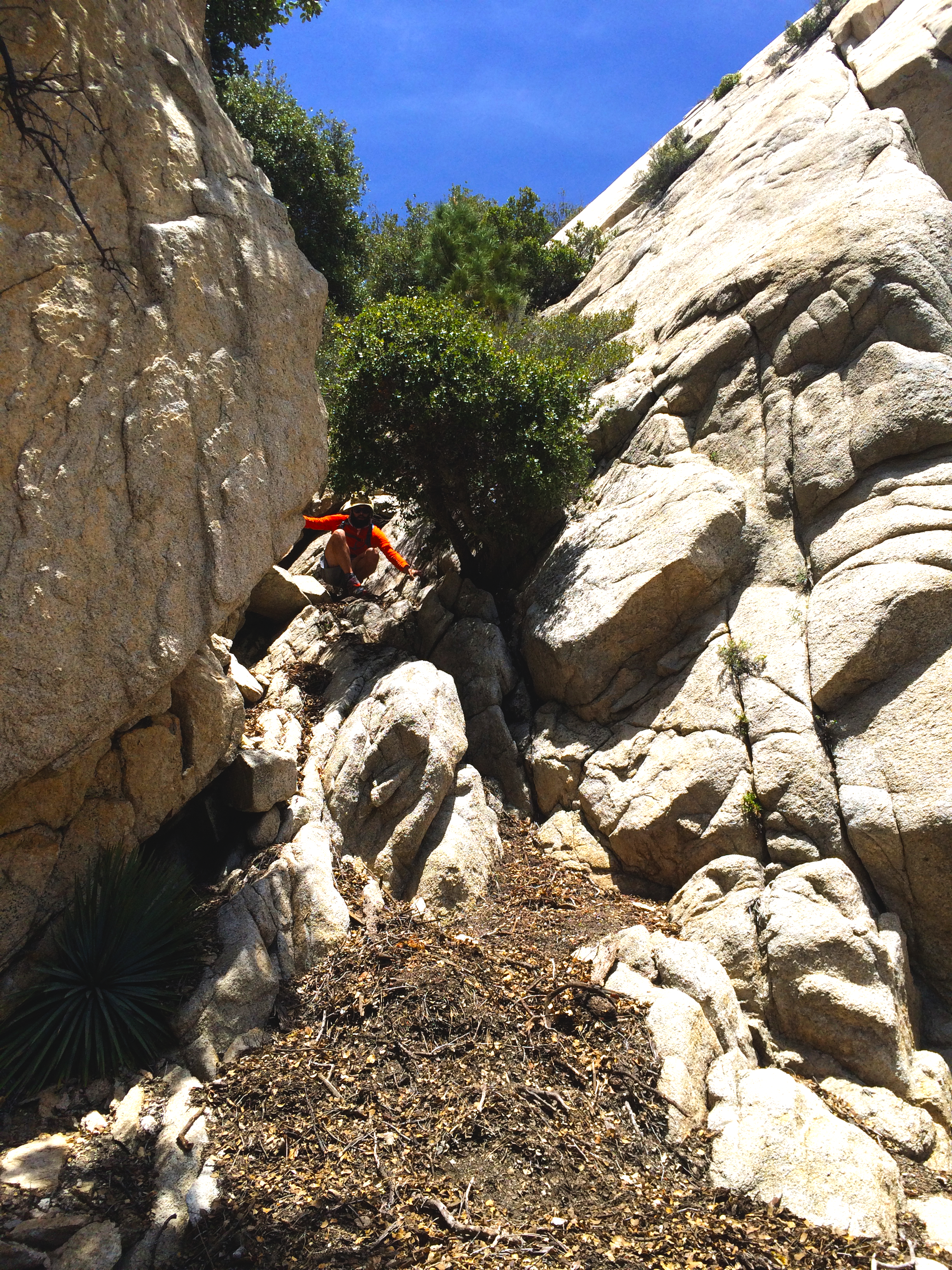 Triplet Rocks San Gabriel Mountains Angeles Forest - GULLY || TRVRS APPAREL