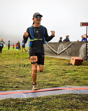 Rocky Reyes - Insignia Trucker Cap  | TRVRS Outdoors Marin Headlands Golden Gate National Park The North Face 50 miler