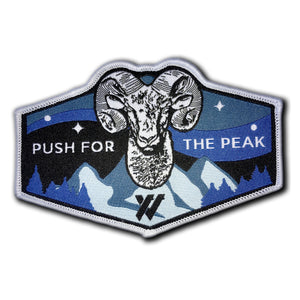 PFTP Big Horn Sheep Patch | TRVRS APPAREL