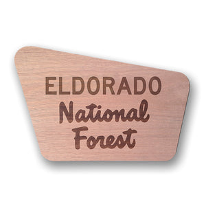 National Forest Sign (11 x 16)