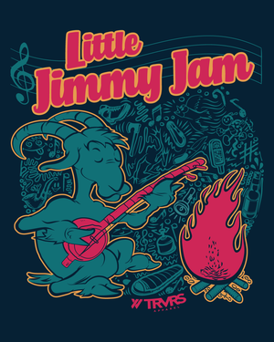 Little Jimmy Jam Tee - 4th annual | TRVRS Outdoors (Angeles National Forest, San Gabriel Mountain Range)