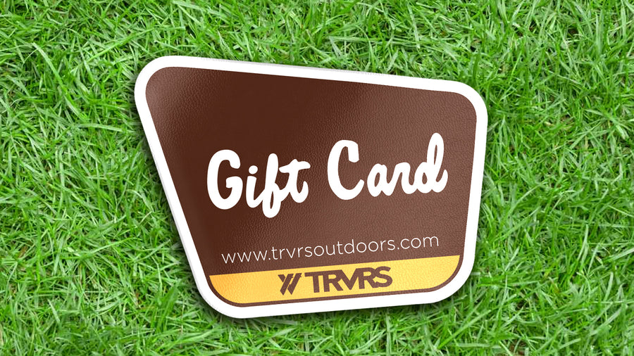 TRVRS Outdoors eGift Card