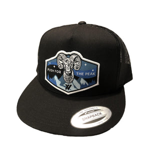 PFTP Big Horn Sheep Classic Trucker Hat | TRVRS APPAREL