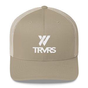 TRVRS Logotype Trucker Hat
