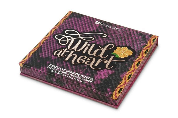 BH Cosmetics Wild At Heart Baked Eyeshadow Palette
