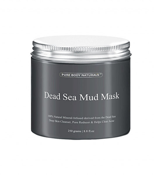 Pure Body Naturals Dead Sea Mud Mask (250g)