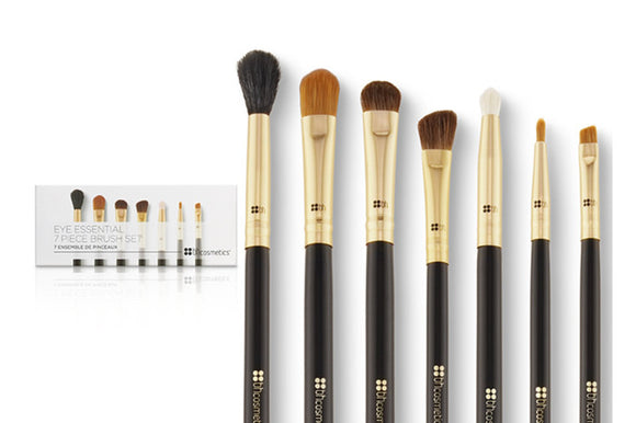 BH Cosmetics Eye Essential Brush Set