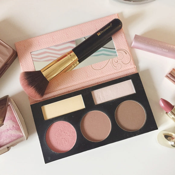 BH Cosmetics Sculpt & Glow Contouring Kit (Light/Medium)