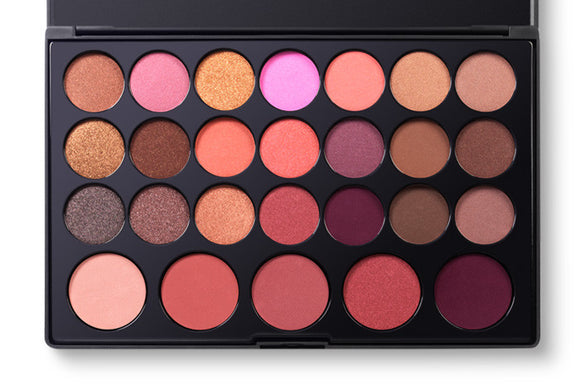 BH Cosmetics 26 Color Eyeshadow & Blush Palette