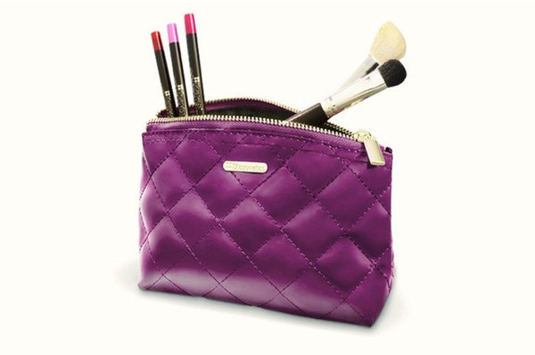 BH Cosmetics Grape Makeup Bag