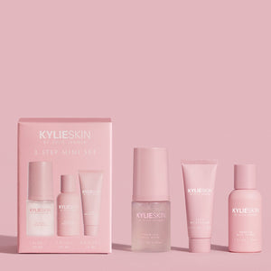 KYLIE Skin 3-Step Mini Set