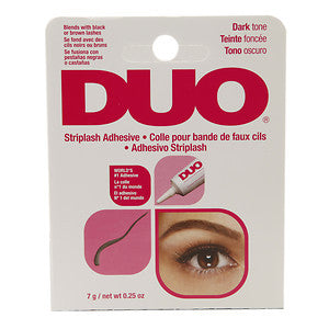 DUO - Dark Tone Striplash Adhesive (Black)