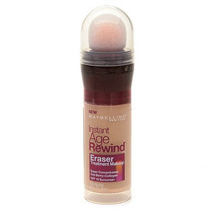 Maybelline Instant Age Rewind Eraser Treatment Foundation - Nude