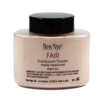 Ben Eye Luxury Powder - Fair (42gm)