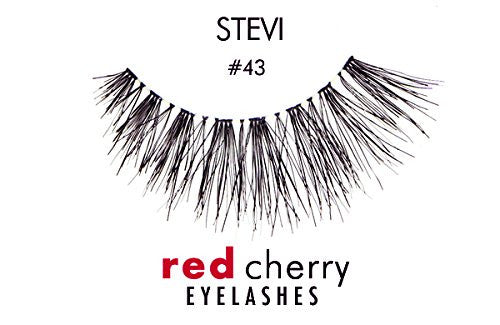 Red Cherry Lashes - 43