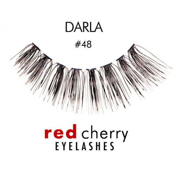 Red Cherry Lashes - 48