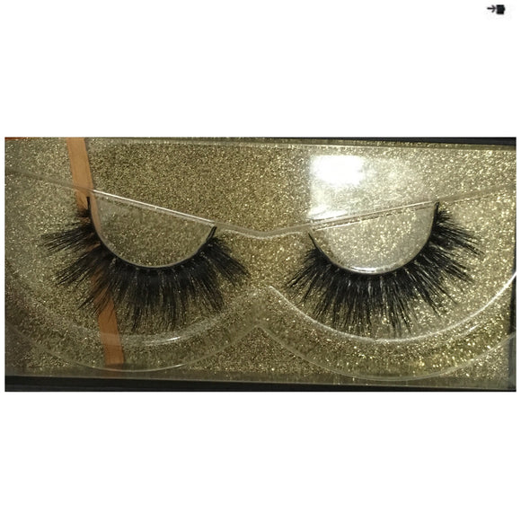 Golden Vanity Lash - Fairy