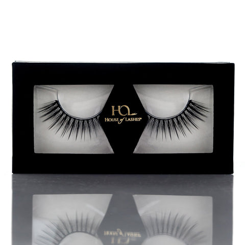 House of Lashes Faux Mink Lashes - Lavish Noir
