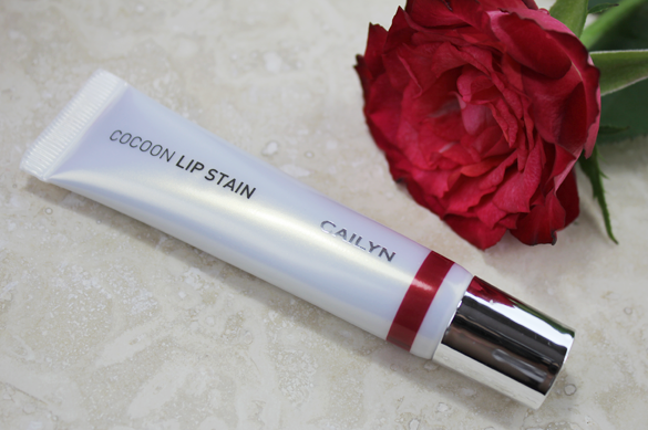 Cailyn Cocoon Lip Stain - Devilish Rose