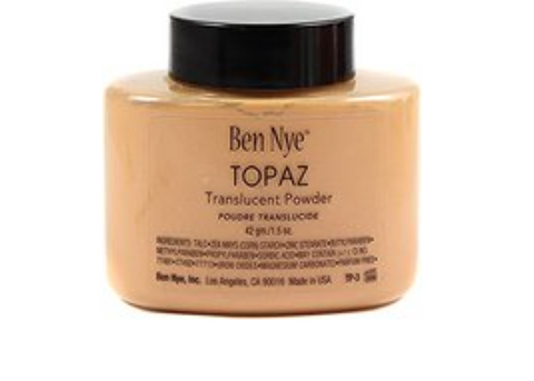Ben Eye Luxury Powder - Topaz